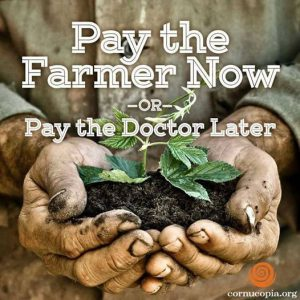 pay the farmer
