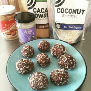 Protein Bliss Balls