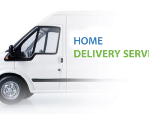 Free local organic home delivery for lovely locals