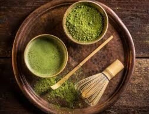 Coffee versus Matcha